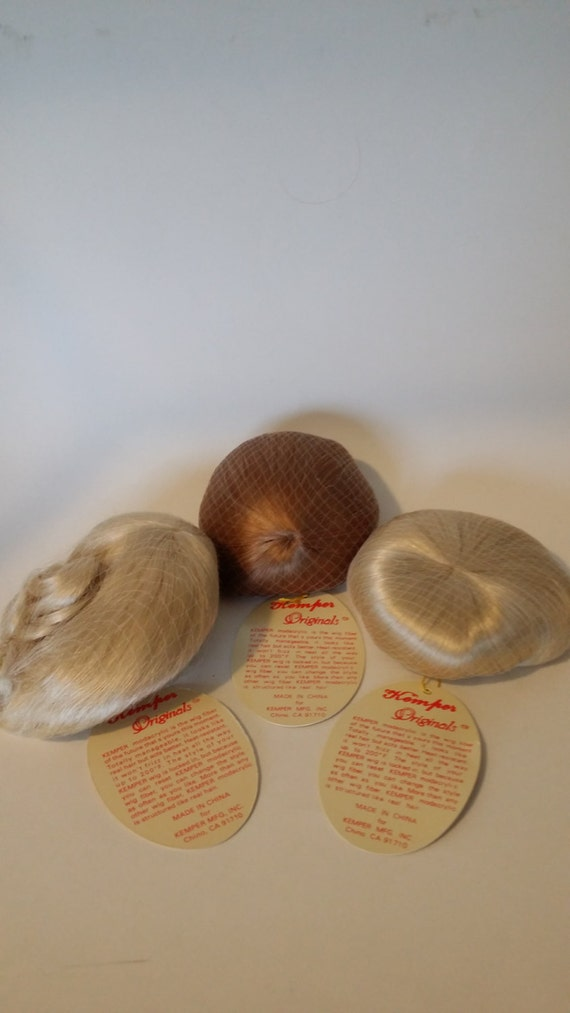 Clearance sale doll wigs kemper wigs doll making supply for Clearance craft supplies sale