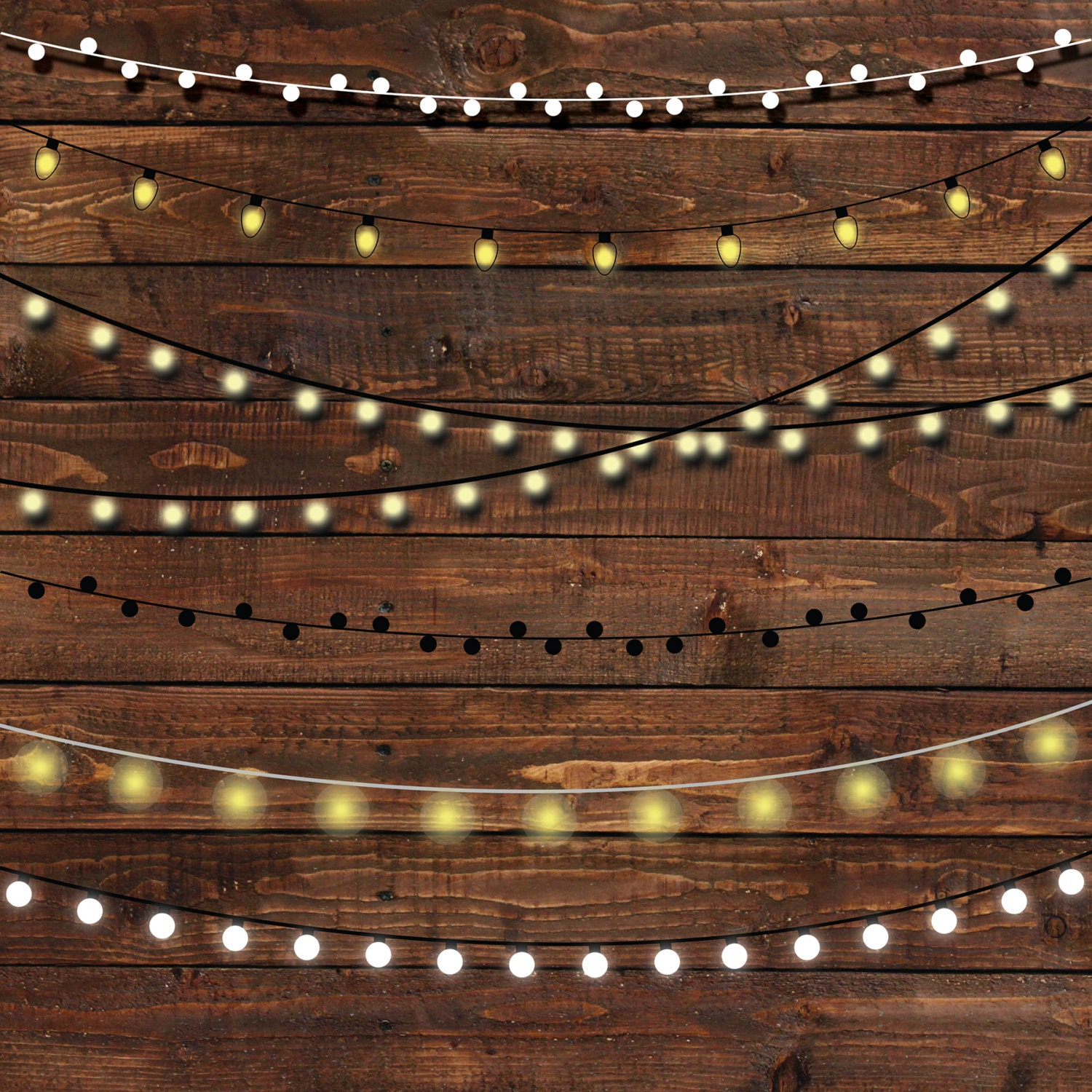string of party lights clipart light string wedding backyard