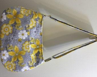 "Handmade ""Day Tripper"" purse"