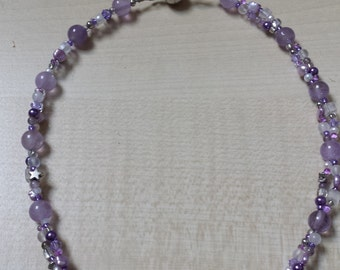Lilac mix chain