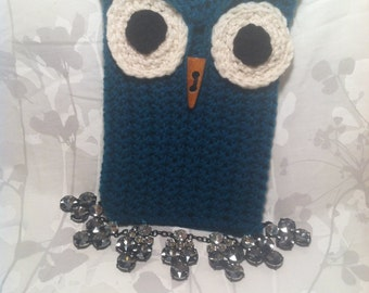 8in Owl Tablet Cover