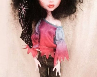 Monster High Draculaura Oaak