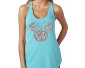 Glitter Disney Minnie Mouse Shirt // Minnie Ears Shirt // Mickey Ears // Disney Adult Shirts // Minnie Mouse Shirts // Mickey Mouse Shirt
