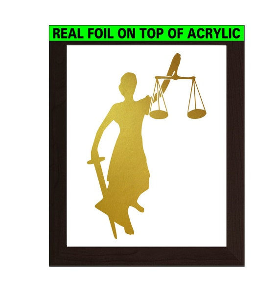 lady justice wall art - photo #5