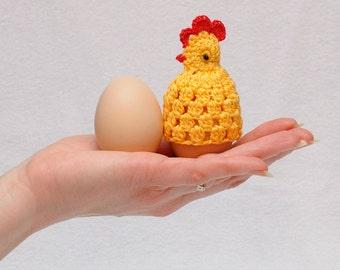 Crochet Сhicken Toy Easter gift