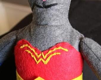 Wonderwomancat