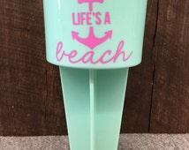 Life's a Beach Sand Spike