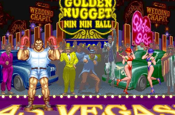 Las Vegas Stage Video Game