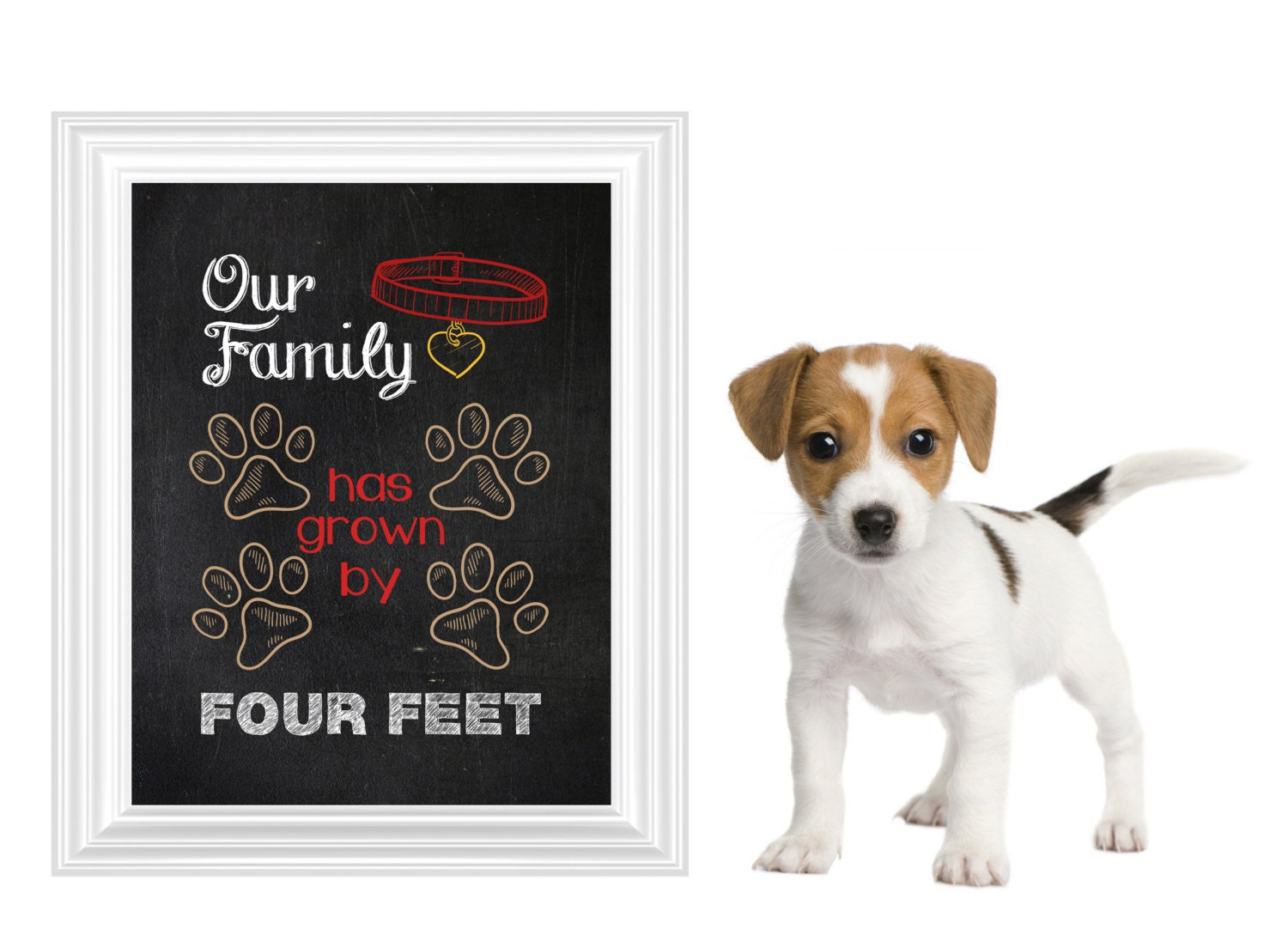 Puppy Announcement 14x11  Our Family Has Grown By Four Feet. Hair Design Pictures. Unit Lesson Plans Template. Concert Poster Ideas. Bill Payment Schedule Template. Trick Or Trunk. Free Resumes Templates Free. Wedding Water Bottle Labels Template. Graduate School Gpa Requirements