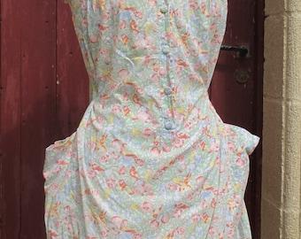 Pretty Gerard Darrel Vintage Liberty Babydoll Sundress