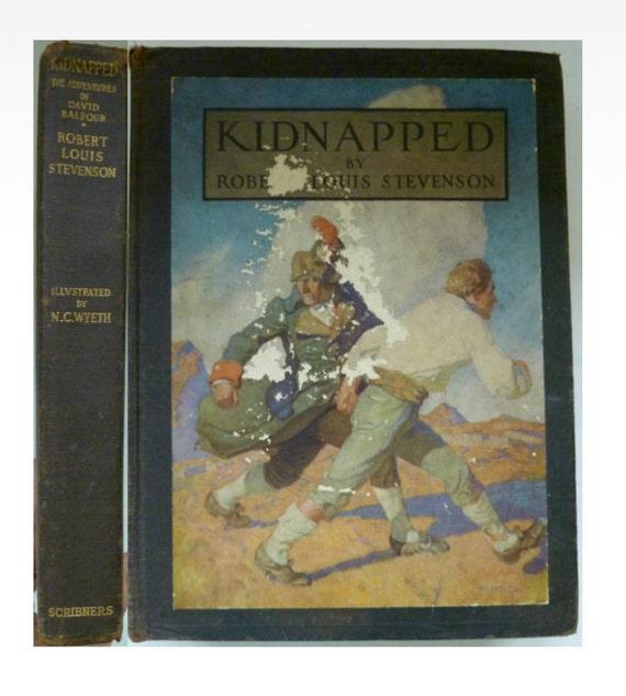 kidnapped robert louis stevenson publication review