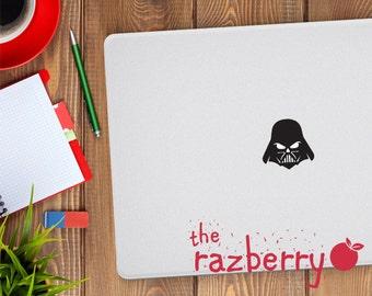 Darth Vader Macbook Decal Star Wars Macbook Decal Macbook Sticker Laptop Sticker Disney Macbook Sticker Macbook Sticker Decal Jedi Decal