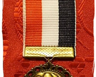 The Dirigible Pilot's Long Service Medal