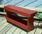 Boot Bench 36 inches long