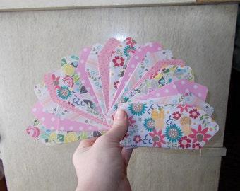 20 Business Card Envelope Holder