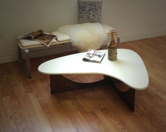 Booma Brasilia Mid Century Coffee Table by Jonathan Sebastian