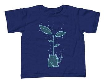 Little Spirit Bear Kids Tshirt -  Cute Bear TShirt - Youth and Toddler Sizes
