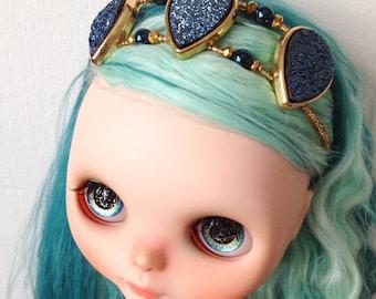Blythe Headband - Star Dust- Galaxy Collection
