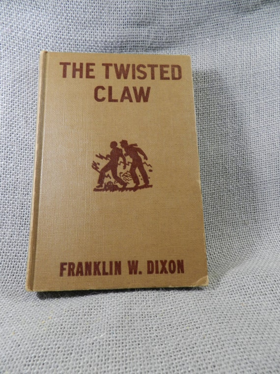 hardy boys the twisted claw The twisted claw by franklin w dixon starting at $099 the twisted claw has 4 available editions to buy at alibris  the hardy boys starter set starting at $387 shore road mystery starting at $099 secret of the caves starting at $099 the great airport mystery starting at $099 see more related books what happened at midnight.