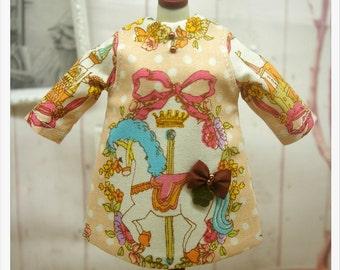 LADYBIRD HOUSE Blythe Outfit Carousel Dress