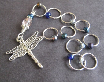 Limited Edition Stitch Markers - Dart