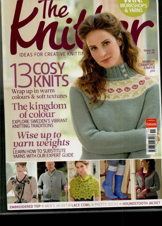 The Knitter Knitting Magazine Issue 38 November 2011