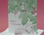 Fig Merry Christmas Card