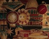 HOFFMAN Fabric Antique Etching - 1 Yard Rare  - #M22