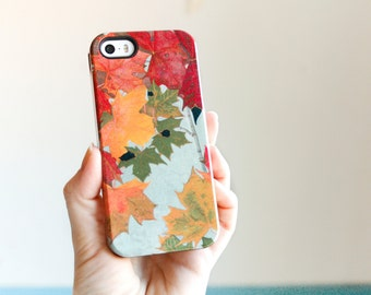 Autumn iPhone Case, Fall iPhone 7 Case, Rustic iPhone SE Case, Fall Leaves iPhone 6S Plus Case, Nature iPhone 7 Plus, Galaxy s7
