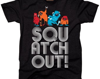 Squatch Out T-shirt