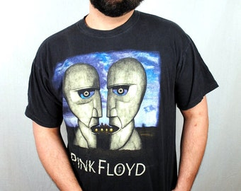 Vintage 1994 Pink Floyd Division Bell Tee Shirt