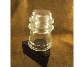 Clear Glass Hemingray - 16 Insulator – Vintage Electricity