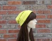 Green Beanie, Slouchy Beanie, Spring Hat, Cute Beanie, Beanies for Women, Beenies, Teen Gift, Slouch Beanie, Slouch Hat, Teen Accessories
