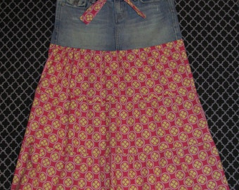 Girls Tiered Ruffle Skirt  Girls Size 14