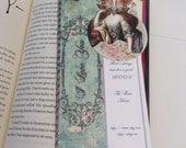 Marie Antoinette Bookmark