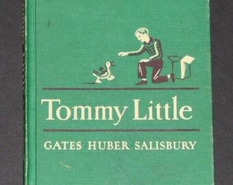 1951 Tommy Little - Macmillan Readers - 1st grade PRIMER