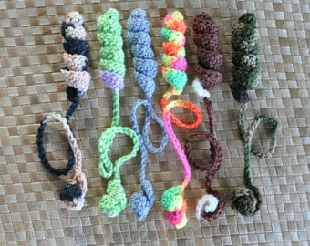 PDF The Curly-Q Bookmark Crochet Pattern Great for Fundraisers