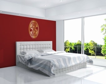 Seal of Rassilon-High Council WALL graphic