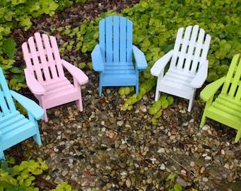 Seaside Adirondack Chair