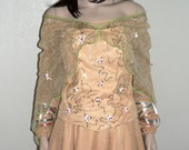 Star Wars Padme Picnic Gown Custom Made Costume