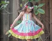 Kumari Rose Dress
