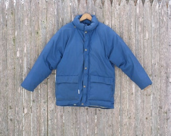 Vintage Trailwise Berkeley Down Hiking Jacket Mens Extra Small
