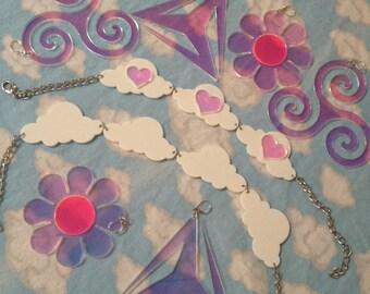 Dreamy Love Cloud choker