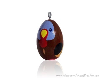 Custom Turkey Ornament or Figurine