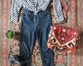 vintage pinstripe shirt