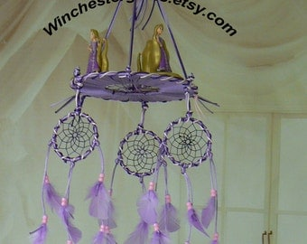 Dream Catcher Mobile, Rapunzel Mobile