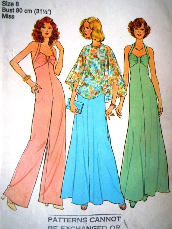 Vintage Disco Jumpsuit 107