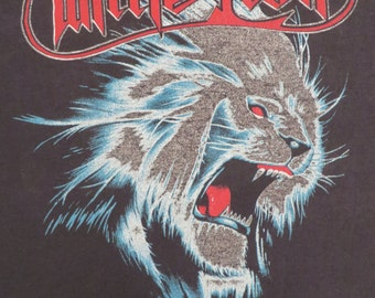 WHITE LION 1988 tour T SHIRT