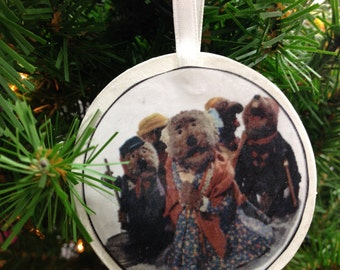 Emmet Otter's Jug Band Christmas Ornament