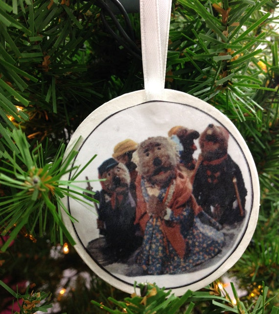 Emmett Otter S Jugband Christmas: Emmet Otter's Jug Band Christmas Ornament By UberDorkDesigns